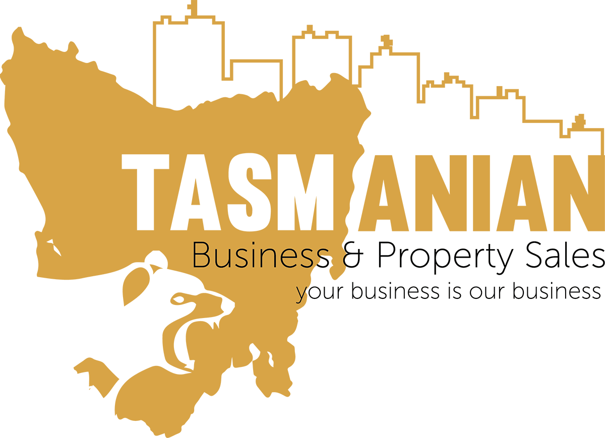 Tasmanian Business and Property Sales - logo